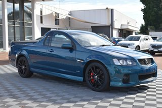 2012 Holden Ute VE II MY12 SS V Redline Blue 6 Speed Sports Automatic Utility.