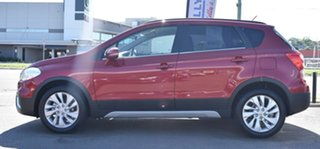 2019 Suzuki S-Cross JY Turbo Red 6 Speed Sports Automatic Hatchback.