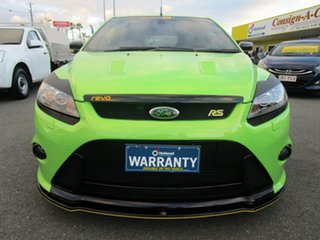 2010 Ford Focus LV RS Green 6 Speed Manual Hatchback