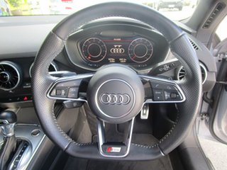 2015 Audi TT FV MY15 S Line S Tronic Silver 6 Speed Sports Automatic Dual Clutch Coupe
