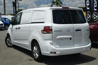 2020 LDV G10 SV7C Blanc White 6 Speed Automatic Van.