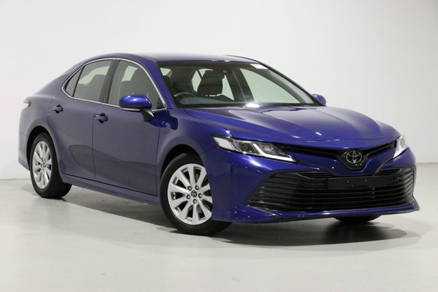 Used Toyota Camry ASV70R Ascent, 2018 Toyota Camry ASV70R Ascent Blue 6 Speed Automatic Sedan