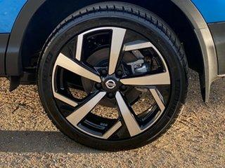 2020 Nissan Qashqai J11 Series 3 MY20 Ti X-tronic Vivid Blue 1 Speed Constant Variable Wagon