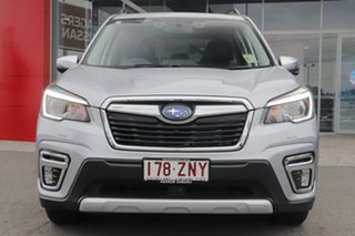 2019 Subaru Forester S5 MY20 2.5i-S CVT AWD Ice Silver 7 Speed Constant Variable Wagon