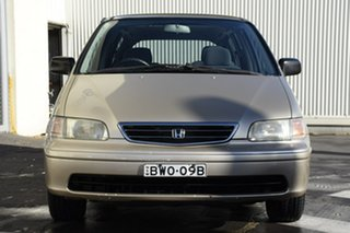 1999 Honda Odyssey 1st Gen Gold 4 Speed Automatic Wagon