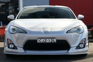 2012 Toyota 86 ZN6 GTS Silver 6 Speed Manual Coupe