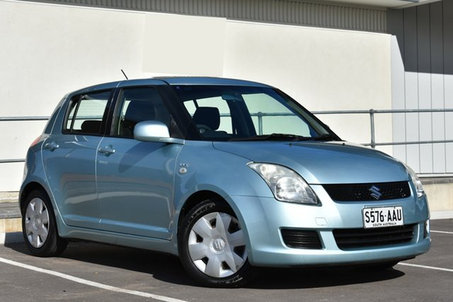 Used Suzuki Swift RS415 , 2008 Suzuki Swift RS415 Blue 4 Speed Automatic Hatchback