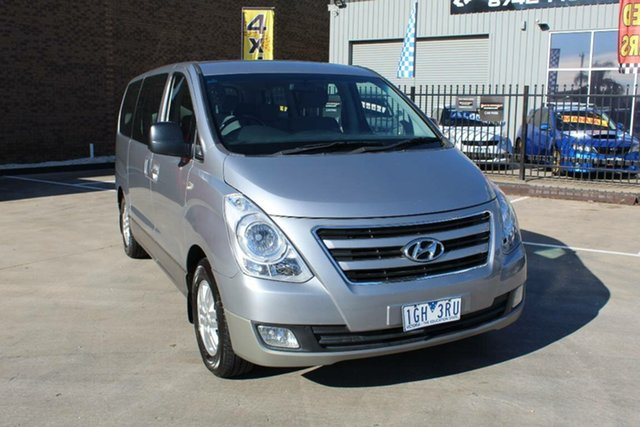 Used Hyundai iMAX TQ MY13 , 2015 Hyundai iMAX TQ MY13 Grey 4 Speed Automatic Wagon