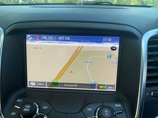 2014 Holden Commodore VF MY14 SS V Redline Silver 6 Speed Manual Sedan