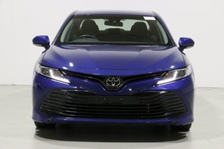 2018 Toyota Camry ASV70R Ascent Blue 6 Speed Automatic Sedan.