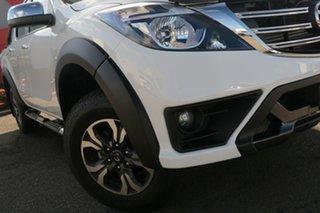2018 Mazda BT-50 UR0YG1 XTR Freestyle White 6 Speed Sports Automatic Utility.