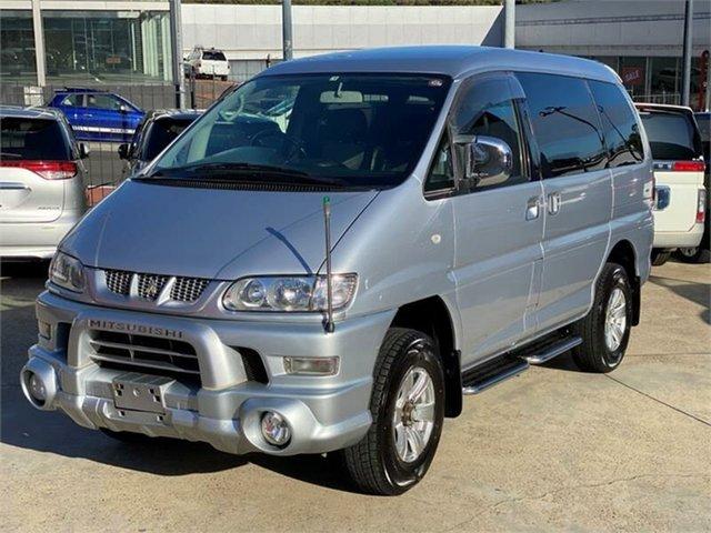 Used Mitsubishi Delica  , 2005 Mitsubishi Delica PD6W Spacegear Chamonix Silver Automatic Van Wagon