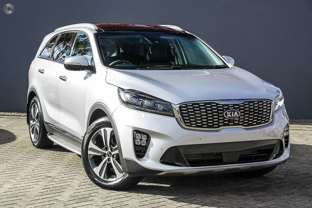 Demo Kia Sorento UM MY20 GT-Line AWD, 2019 Kia Sorento UM MY20 GT-Line AWD 4ss 8 Speed Sports Automatic Wagon
