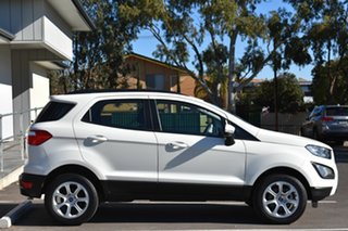 2018 Ford Ecosport BL Trend White 6 Speed Automatic Wagon.