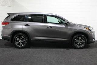 2018 Toyota Kluger GSU50R GX 2WD Grey 8 Speed Sports Automatic Wagon.