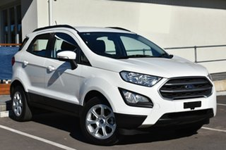 2018 Ford Ecosport BL Trend White 6 Speed Automatic Wagon