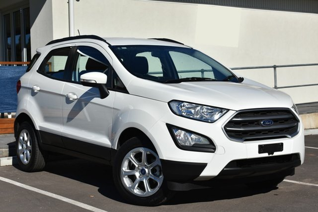 Used Ford Ecosport BL Trend, 2018 Ford Ecosport BL Trend White 6 Speed Automatic Wagon