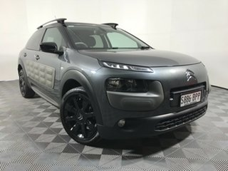 2016 Citroen C4 Cactus E3 MY16 Exclusive ETG Grey 6 Speed Sports Automatic Single Clutch Wagon.