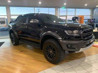 2019 Ford Ranger Raptor Shadow Black Sports Automatic Dual Cab Utility.