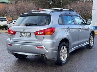 2010 Mitsubishi ASX Aspire Silver Manual Wagon