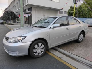 2005 Toyota Camry MCV36R Upgrade Altise Silver 4 Speed Automatic Sedan.