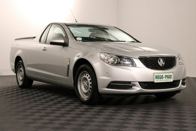 Used Holden Ute VF II MY16 Ute, 2016 Holden Ute VF II MY16 Ute Silver 6 speed Automatic Utility