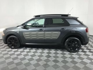 2016 Citroen C4 Cactus E3 MY16 Exclusive ETG Grey 6 Speed Sports Automatic Single Clutch Wagon