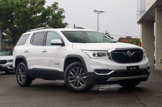 2020 Holden Acadia AC MY19 LTZ (AWD) Summit White 9 Speed Automatic Wagon.