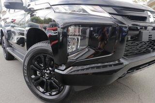 2020 Mitsubishi Triton MR MY20 GSR Double Cab X37 6 Speed Sports Automatic Utility.