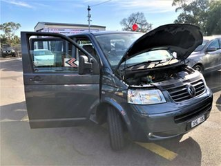 2009 Volkswagen Transporter T5 MY09 Grey 6 Speed Manual Cab Chassis