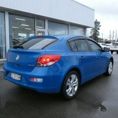2014 Holden Cruze JH Series II MY14 CD Sportwagon Blue 6 Speed Sports Automatic Wagon