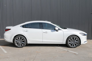 2020 Mazda 6 GL1033 GT SKYACTIV-Drive White Pearl 6 Speed Sports Automatic Sedan