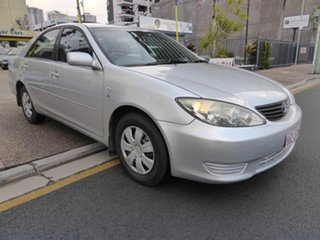 2005 Toyota Camry MCV36R Upgrade Altise Silver 4 Speed Automatic Sedan
