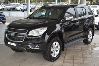 2015 Holden Colorado 7 RG MY16 LTZ Black 6 Speed Sports Automatic Wagon