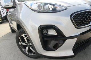 2020 Kia Sportage QL MY20 S 2WD Sparkling Silver 6 Speed Sports Automatic Wagon.