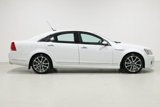 2016 Holden Caprice WN MY16 V Heron White 6 Speed Auto Active Sequential Sedan