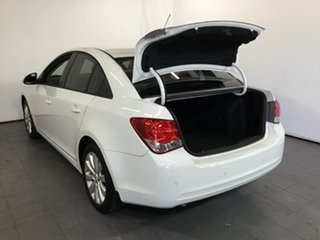 2016 Holden Cruze JH Series II MY16 Equipe White 6 Speed Sports Automatic Sedan