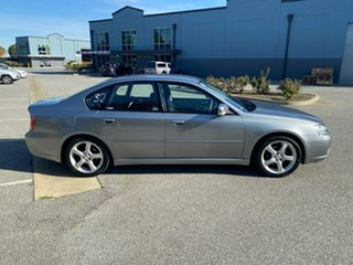 2005 Subaru Liberty B4 MY06 AWD Silver 4 Speed Sports Automatic Sedan
