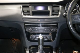 2011 Peugeot 508 Allure HDi Grey 6 Speed Automatic Sedan