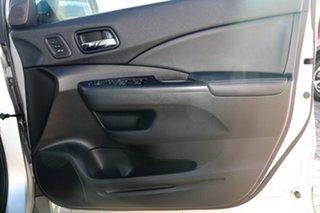 2015 Honda CR-V RM Series II MY16 VTi-L 4WD Silver 5 Speed Sports Automatic Wagon