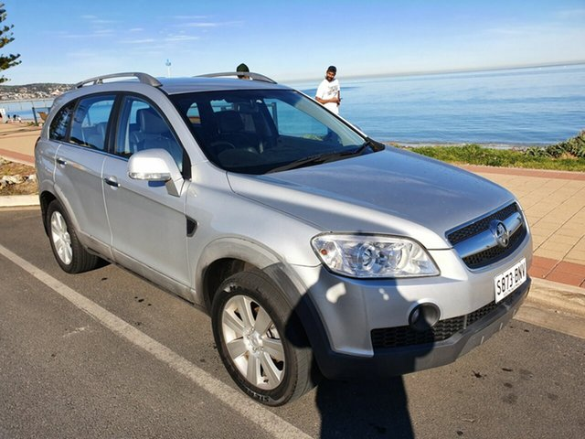 Used Holden Captiva CG MY09.5 LX AWD, 2009 Holden Captiva CG MY09.5 LX AWD 5 Speed Sports Automatic Wagon