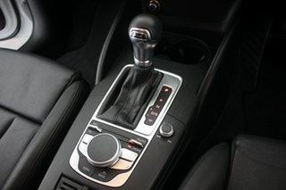 2015 Audi A3 8V MY15 Ambition Sportback S Tronic Glacier White 7 Speed Sports Automatic Dual Clutch