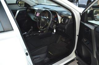 2015 Toyota RAV4 ALA49R GX AWD White 6 Speed Sports Automatic Wagon.
