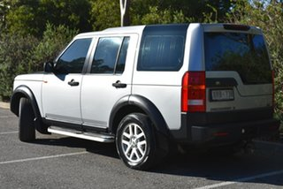 2007 Land Rover Discovery 3 SE Silver 6 Speed Sports Automatic Wagon.