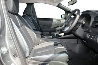 2021 Nissan Leaf ZE1 Gun Metallic 1 Speed Reduction Gear Hatchback