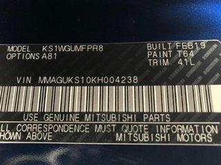 2019 Mitsubishi Pajero Sport QE MY19 GLS Blue 8 Speed Sports Automatic Wagon.
