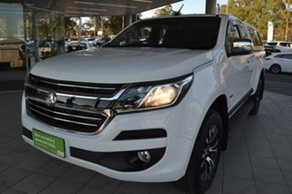 2016 Holden Colorado RG MY17 LTZ Pickup Space Cab White 6 Speed Sports Automatic Utility