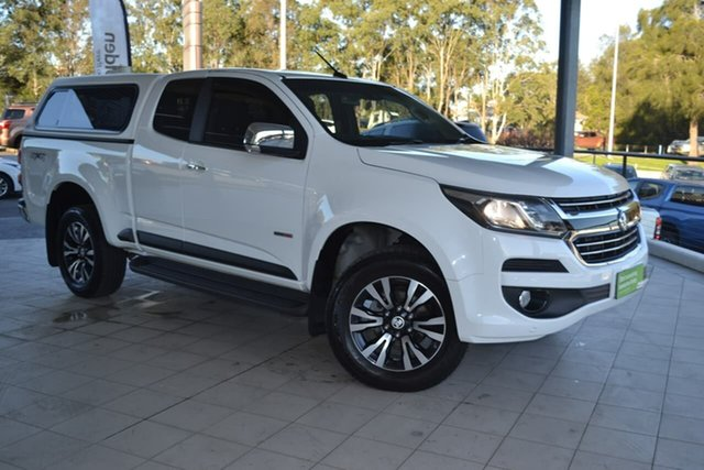 Used Holden Colorado RG MY17 LTZ Pickup Space Cab, 2016 Holden Colorado RG MY17 LTZ Pickup Space Cab White 6 Speed Sports Automatic Utility
