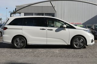 2020 Honda Odyssey RC MY20 VTi-L Platinum White 7 Speed Constant Variable Wagon