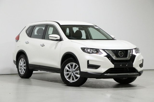 Used Nissan X-Trail T32 Series 2 ST 7 Seat (2WD) (5Yr), 2020 Nissan X-Trail T32 Series 2 ST 7 Seat (2WD) (5Yr) White Continuous Variable Wagon